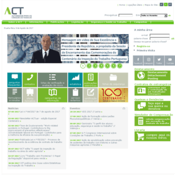 Act.gov.pt thumbnail