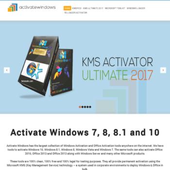 activatewindows org at WI  Activate Windows 7, Windows 8