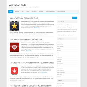 Activationcode.net thumbnail