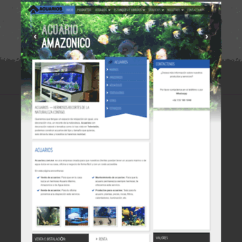 Acuarios.com.mx thumbnail