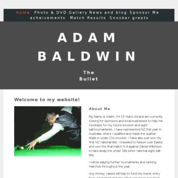 Adambaldwin.net thumbnail