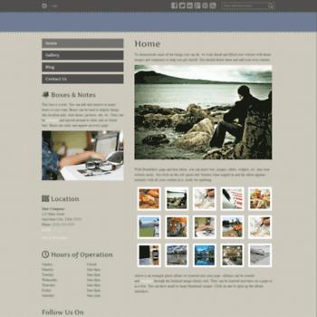 Веб сайт adamfranklin2.doodlekit.com