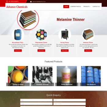 Adchem.co.in thumbnail