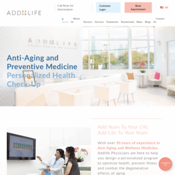 Add-life.org thumbnail