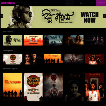 addatimes com at WI  Addatimes – Watch Original Web Series
