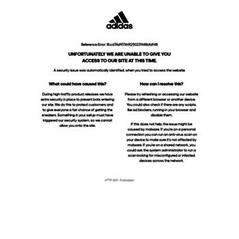 Adidas.ca thumbnail