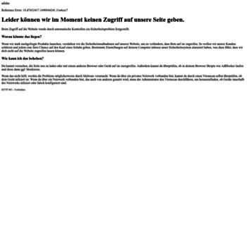 Adidas.de thumbnail
