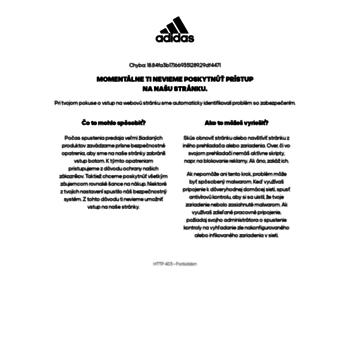 Adidas.sk thumbnail