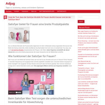 Adjug.de thumbnail