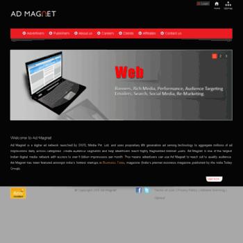 Admagnet.net thumbnail