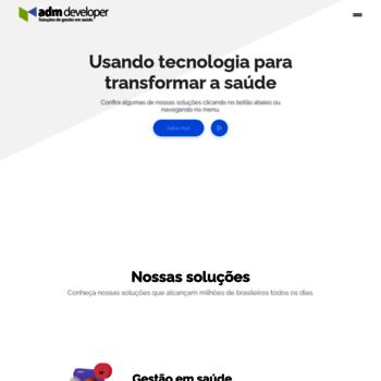 Admdeveloper.com.br thumbnail