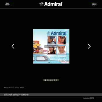 Admiralcollection.gr thumbnail