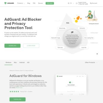 adtidy org at WI  AdGuard — World's most advanced adblocker!