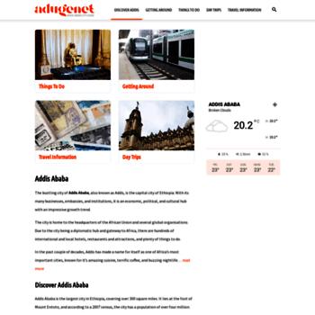 Adugenet.com thumbnail
