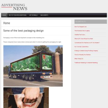 Advertisingnews.co.za thumbnail