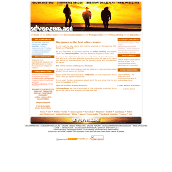 Веб сайт adverzum.net