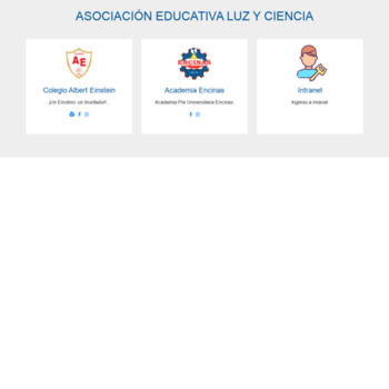 Ae.edu.pe thumbnail