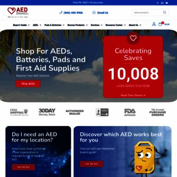 Keith Hildebrandt AED Brands at Website Informer