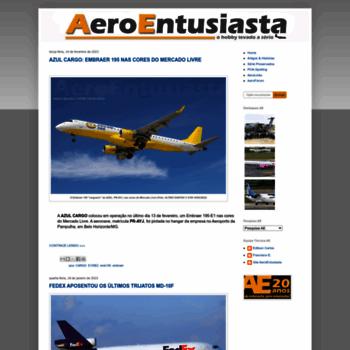 Aeroentusiasta.com.br thumbnail