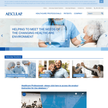 aesculapusa com at WI  Surgical Instruments and Medical