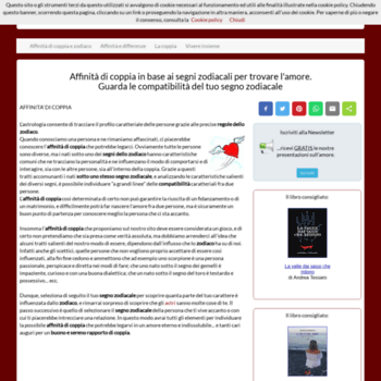 Affinitadicoppia.org thumbnail
