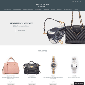e159fec841 affordableluxurys.com at WI. Pre-Owned Designer Bags and Accessories ...