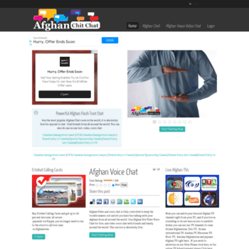 Afghan Chit Chat Site afghanchitchat at website informer. home. visit afghanchitchat.