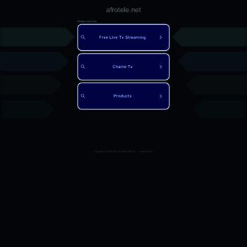 Afrotele.net thumbnail