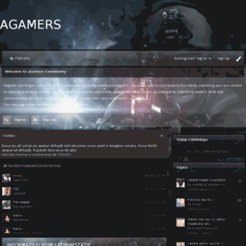 Agamers.ro thumbnail