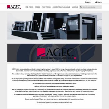 Agec.de thumbnail