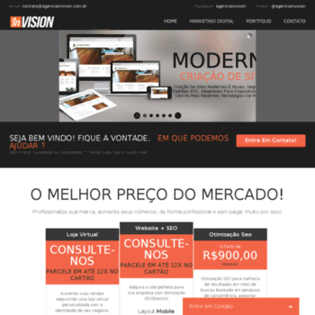 Agenciainvision.com.br thumbnail