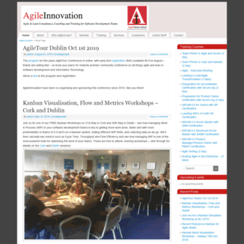 Agileinnovation.eu thumbnail
