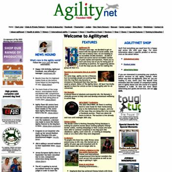 Agilitynet.co.uk thumbnail