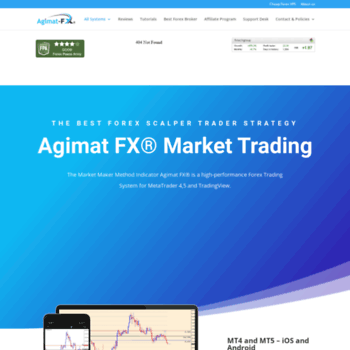 agimat-trading-system com at WI  Agimat FX Trading Forex - Scalper