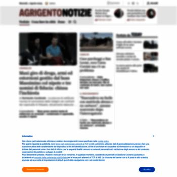 Agrigentonotizie.it thumbnail