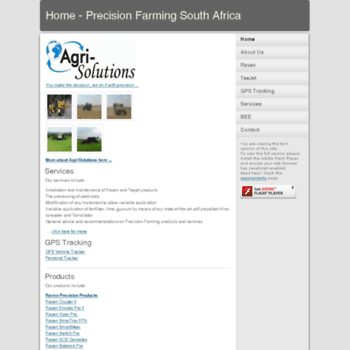 Agrisolutions.co.za thumbnail