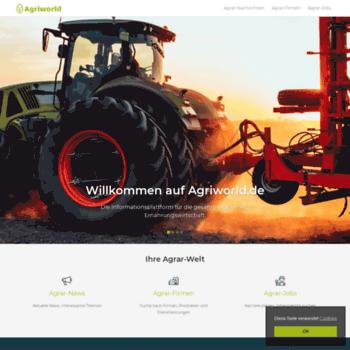 Agriworld.de thumbnail