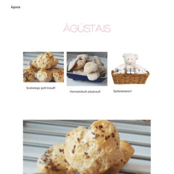 Agusta.is thumbnail