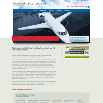 aircraftauctions com at WI  Aircraft Dealers, Aircraft Sales