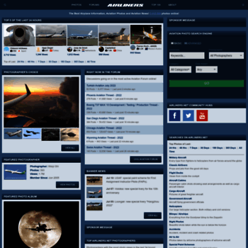 Airliners.net thumbnail