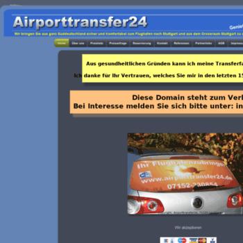 Airporttransfer24.de thumbnail