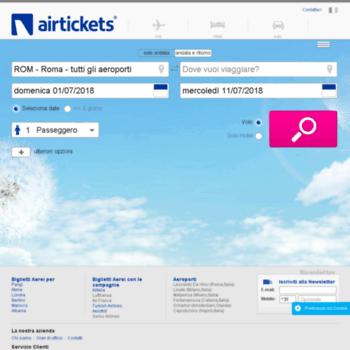 Airtickets.it thumbnail