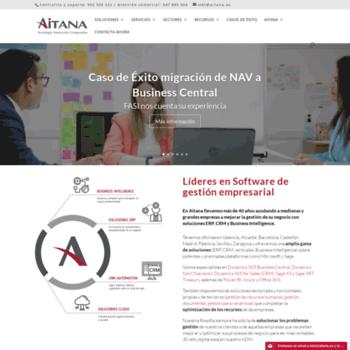 Aitana.software thumbnail