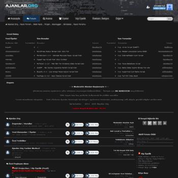Ajanlar.org thumbnail