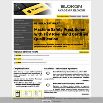 Akademiaelokon.pl thumbnail