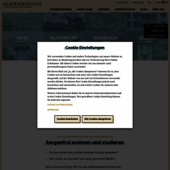 Akademikerhilfe.at thumbnail