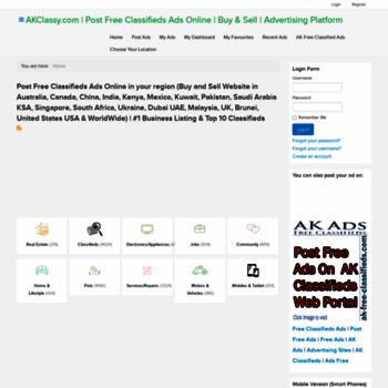 akclassy com at WI  AKClassy com - AKClassy com