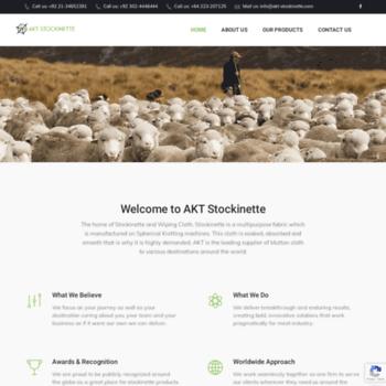 Akt-stockinette.com thumbnail