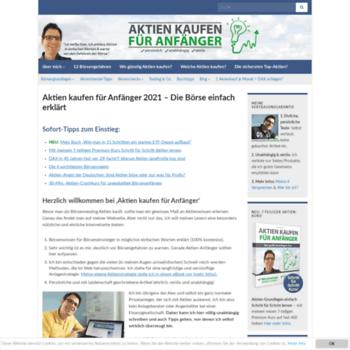 Aktien Kaufen Fuer Anfaengerde At Wi Aktien Kaufen Für Anfänger