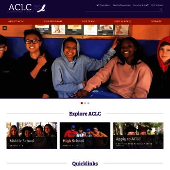 Alamedaclc.org thumbnail